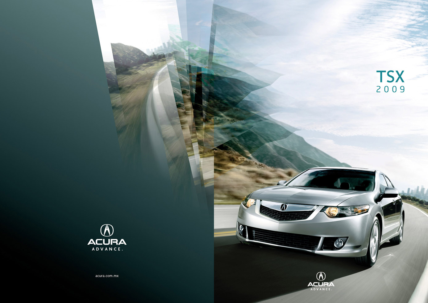 Brochure Acura TSX