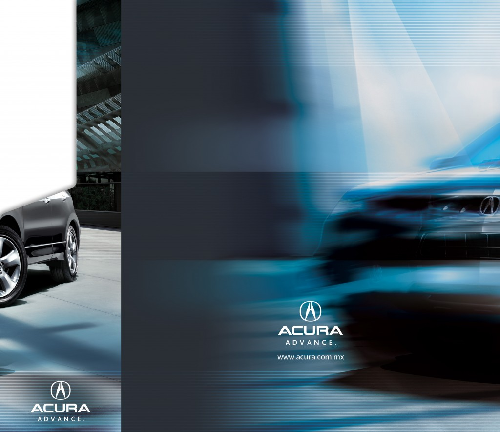 contraportadasolo_brochure_Acura_RDX2007
