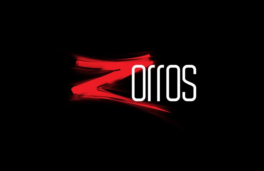 Logo concepto Zorros
