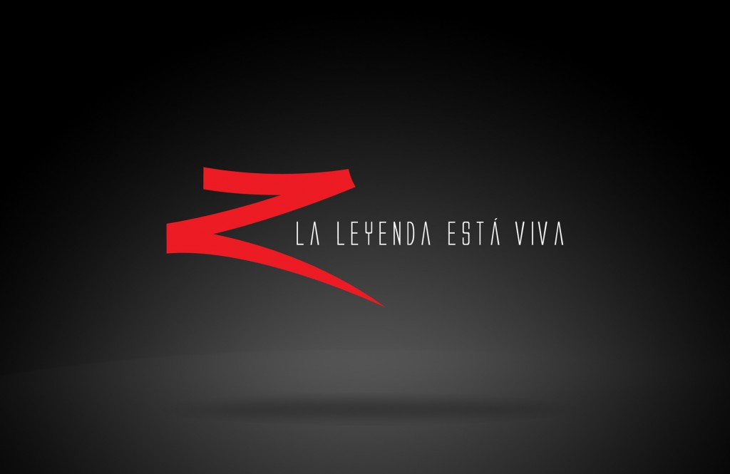 Concepto LA LEYENDA ESTA VIVA