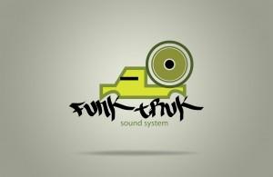 "Logo ""FUNK TRUK"""
