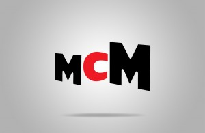 "Logo ""MCM"""