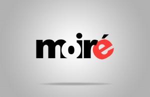"Logo ""MOIRE"""