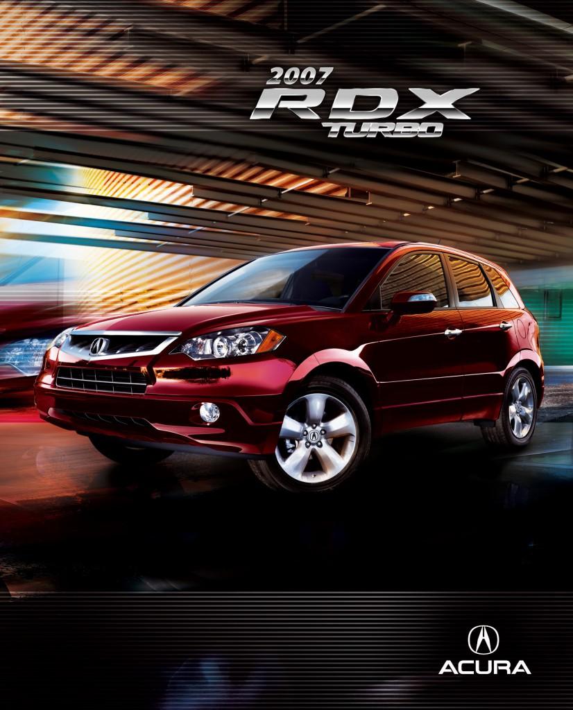 portada2_brochure_Acura_RDX2007